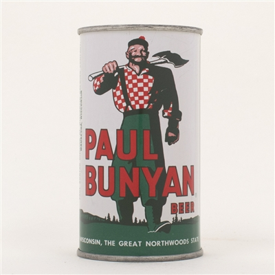 Paul Bunyan Beer Can 112-26