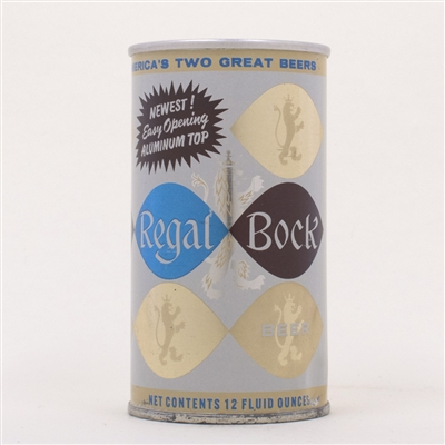 Regal Bock Easy Opening Can 121-21
