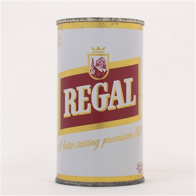 Regal Premium Beer Can 122-1