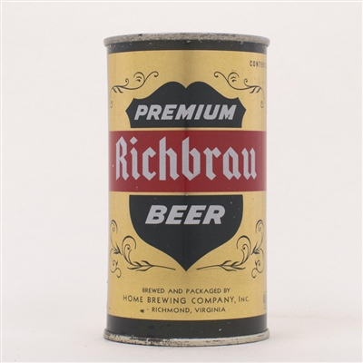 Richbrau Premium Beer Can 124-38