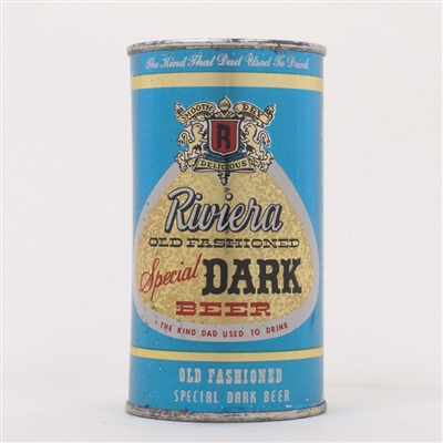 Riviera Old Fasioned Special Dark Beer  125-11