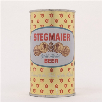 Stegmaier Gold Medal Beer BLUE 136-4