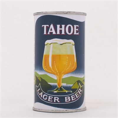 Tahoe Lager Beer Can 138-8