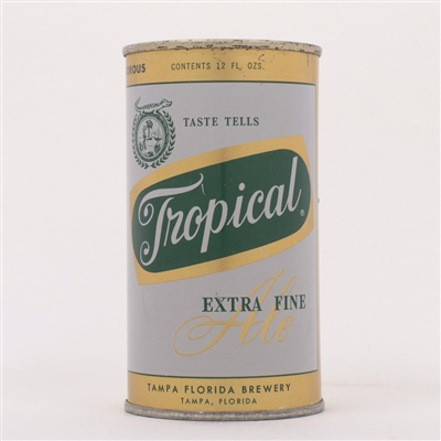 Tropical Extra Fine Ale Can 140-5