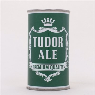 Tudor Ale Crown Beer Can 141-13