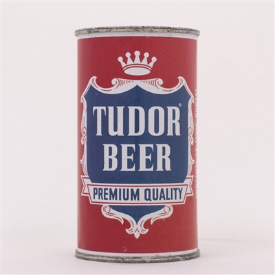 Tudor Beer Crown Can 141-15