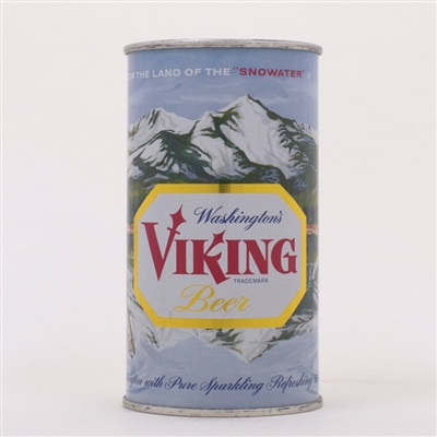 Viking Washingtons Beer Can 143-37