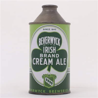 Beverwyck Irish Brand Cream Ale 152-7