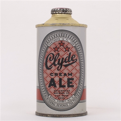 Clyde Cream Ale Cone Top Can 157-21