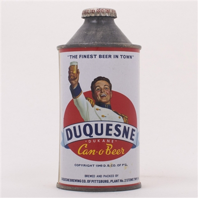Duquesne Dukane Can-O-Beer Prince 159-31