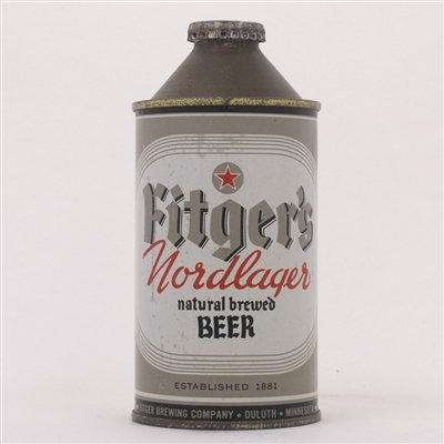 Fitgers Nordlager Natural Brewed Cone 162-16