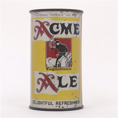 Acme Ale Instructional N/L OI 28-36