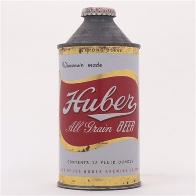 Huber All Grain Beer Cone Top Can 169-22