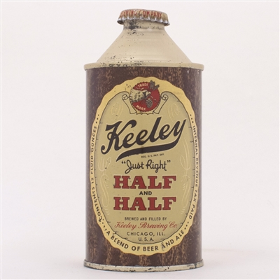 Keeley Half and Half Cone Top 171-12