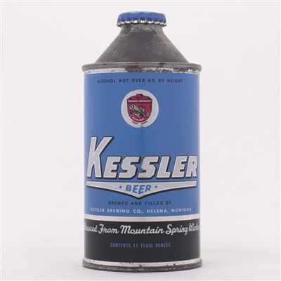 Kessler Beer Cone Top Can 171-16