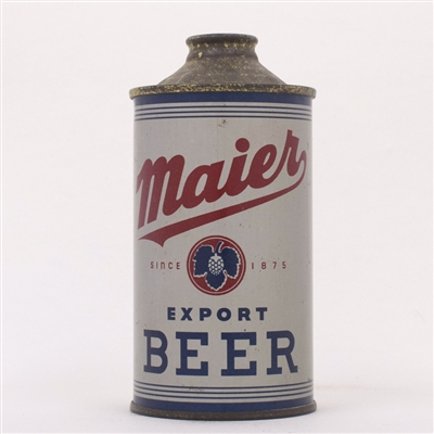 Maier Export Beer Cone Top Can 173-6
