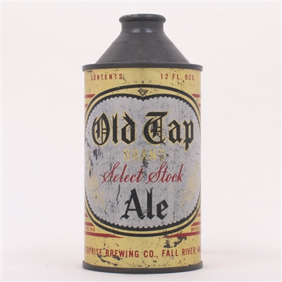 Old Tap Select Stock Ale Cone 178-3