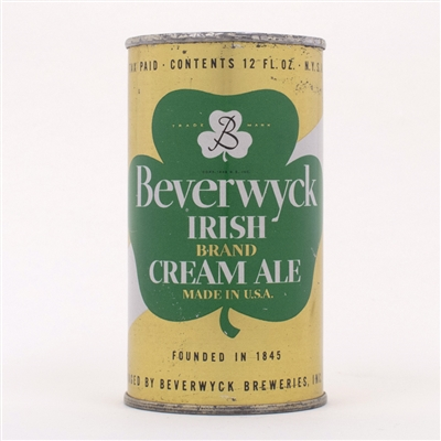 Beverwyck Irish Brand Cream Ale 36-36