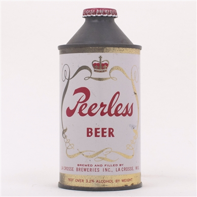 Peerless Beer Cone Top Can 179-3
