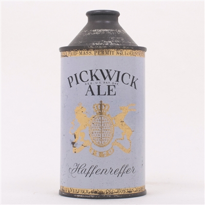 Pickwick Ale Cone Top Can 179-6