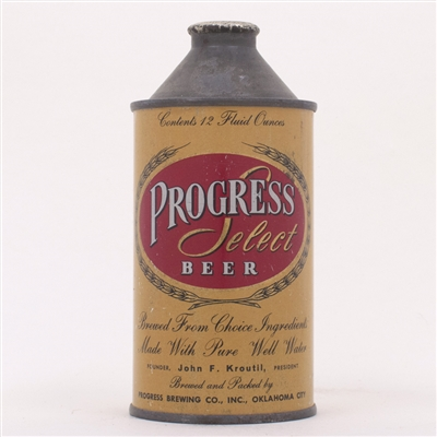 Progress Select Beer Cone Can 179-30
