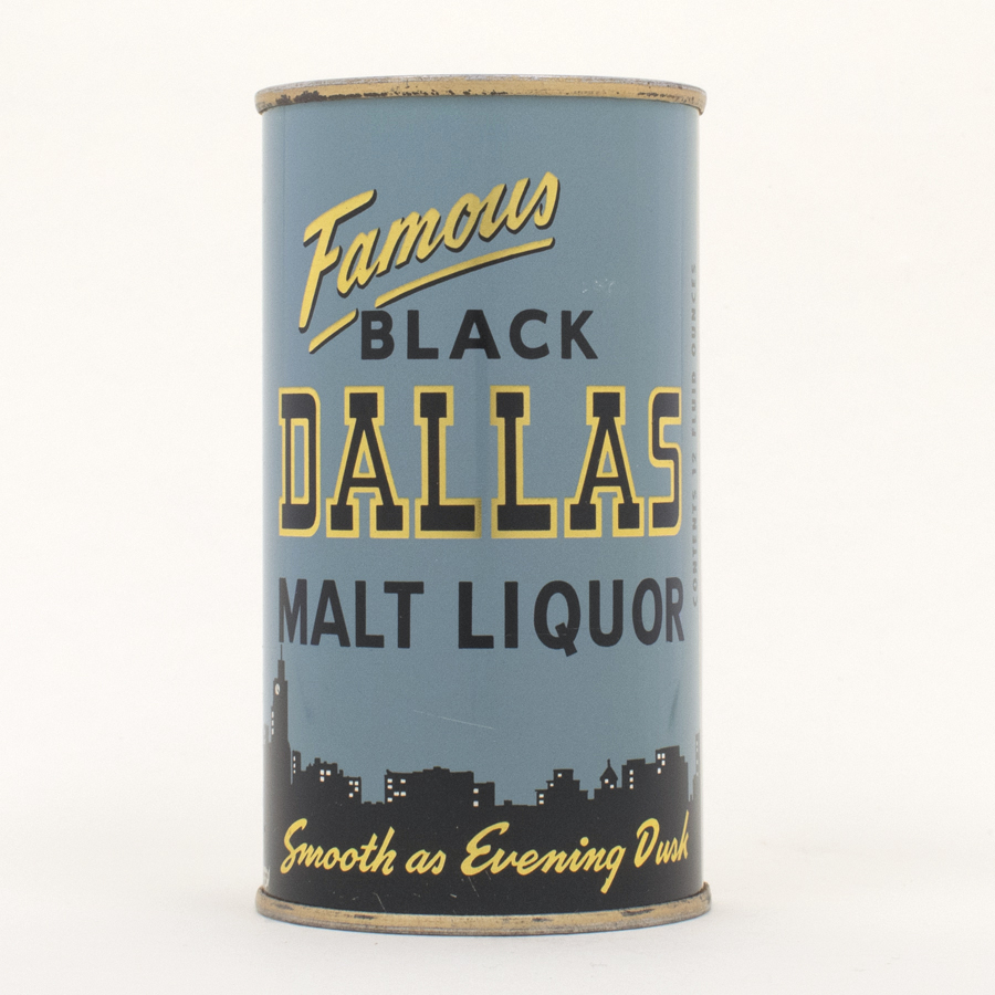 Black Dallas Malt Liquor 37-21