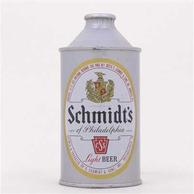 Schmidts Light Beer Flat Bottom 185-4
