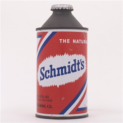 Schmidts The Natural Brew Cone Can 184-3
