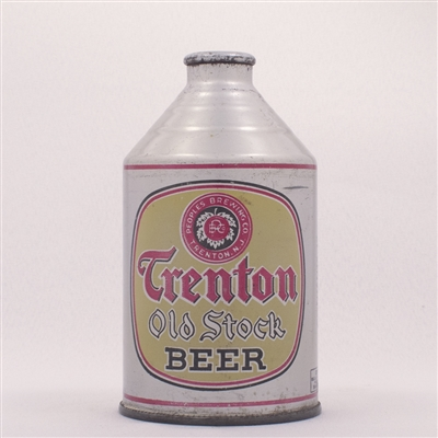Trenton Old Stock Beer Crowntainer 199-12