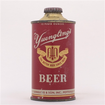 Yuenglings Beer Low Profile Cone 189-24