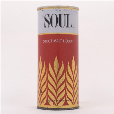 Soul Stout Malt Liquor Can 150-6