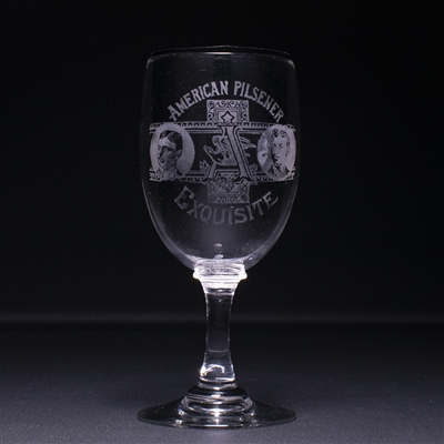 American Pilsener Exquisite Pre-Prohibition Stem Glass