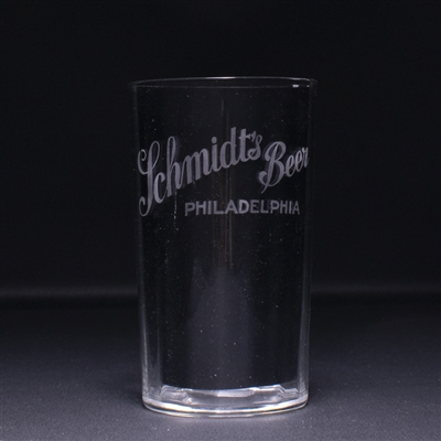 Schmidt Philadelphia Pre-Prohibition Etched Glass
