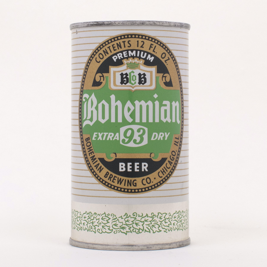Bohemian 93 Extra Dry Beer 40-18