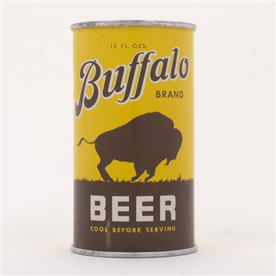 Buffalo Brand Beer Can 45-8