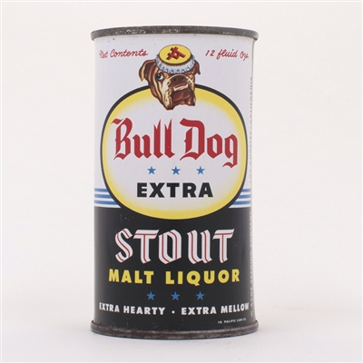 Bull Dog Stout Malt Liquor 45-18