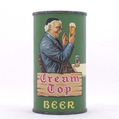Cream Top Beer OI 187 52-8