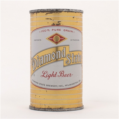 Diamond State Light Beer Can 53-32