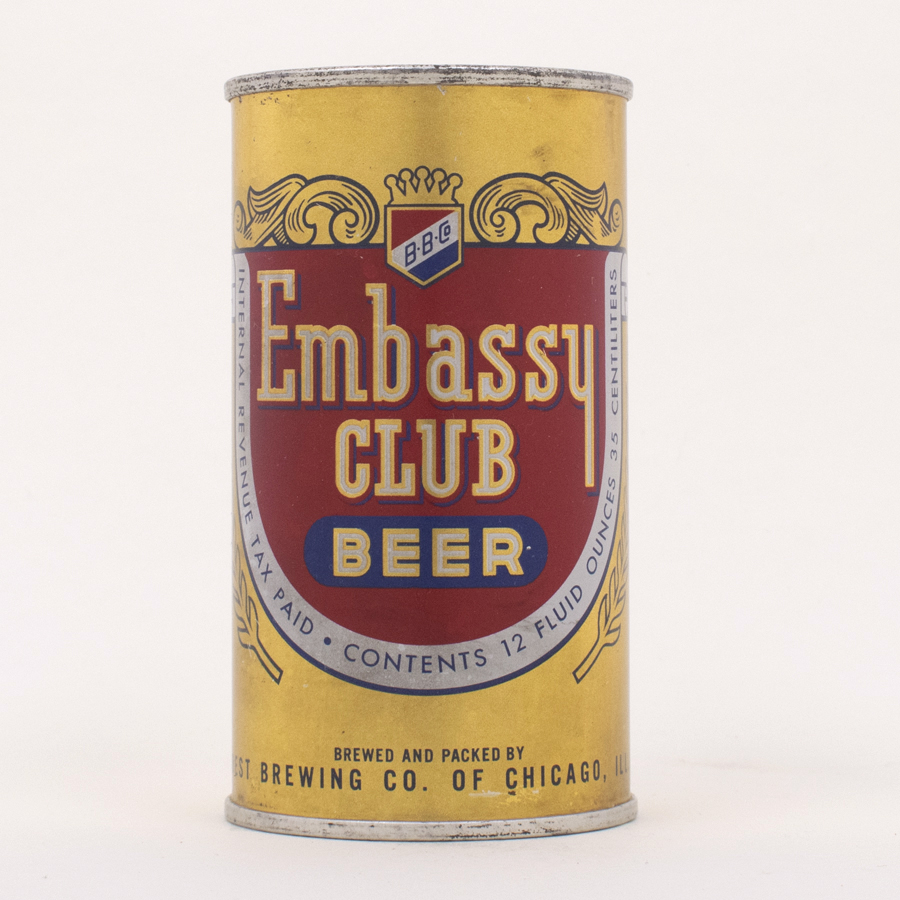 Embassy Club Beer LIKE 59-31