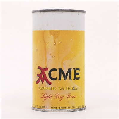 Acme Gold Label Beer 28-31