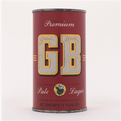 GB Pale Lager Can 67-35
