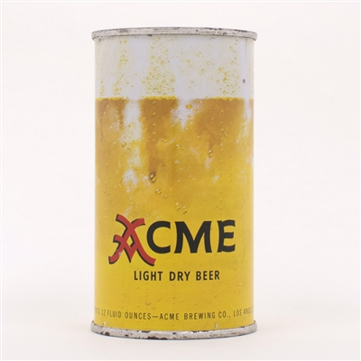 Acme Light Dry Beer 28-29