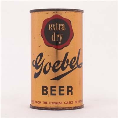 Goebel Extra Dry Beer Can 70-35