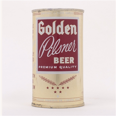 Golden Pilsener Beer Can 73-26