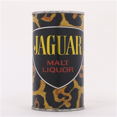 Jaguar Malt Liquor Bank Top 86-5