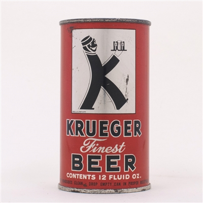 Krueger Finest Beer Can 90-11
