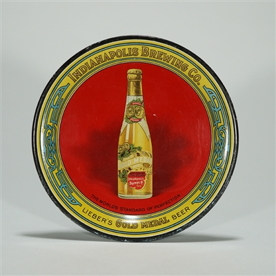 Indianapolos Brewing Gold Medal Tip Tray
