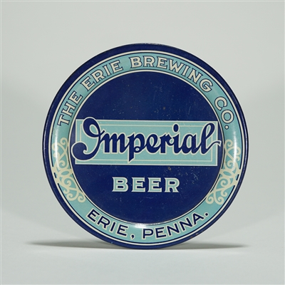 Imperial Beer Tip Tray Erie Brewing