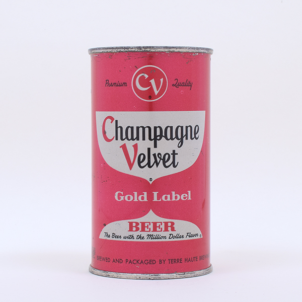 Champagne Velvet Beer Red Set Can Flat Top 49-5
