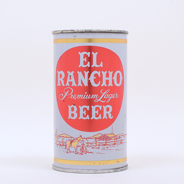 El Rancho Beer Flat Top 59-23